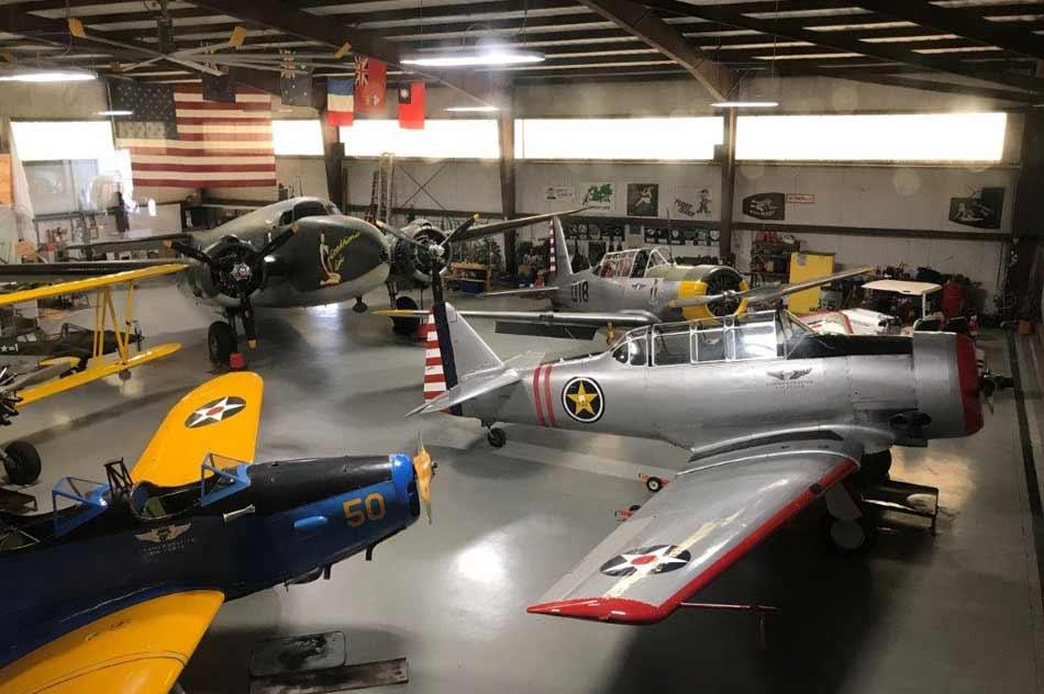 Houston Wing Hangar